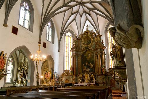 Kostol sv. Kataríny 2