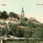 obec a kostol