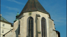 Kostol sv. Kataríny - Banská Štiavnica