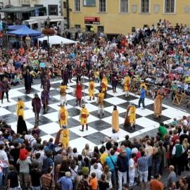 019 – Štiavnický živý šach – Lubomír Lužina – 14.07.12 (02)