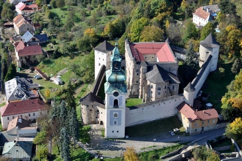 095 – Banská Štiavnica – Starý zámok – Lubomír Lužina – 10.10.10