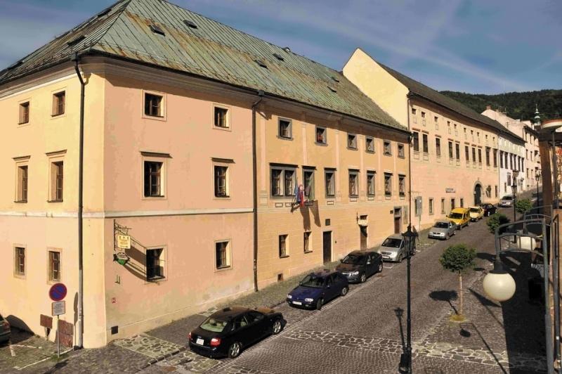 Kammerhof - Banska Stiavnica © A.Niznanska