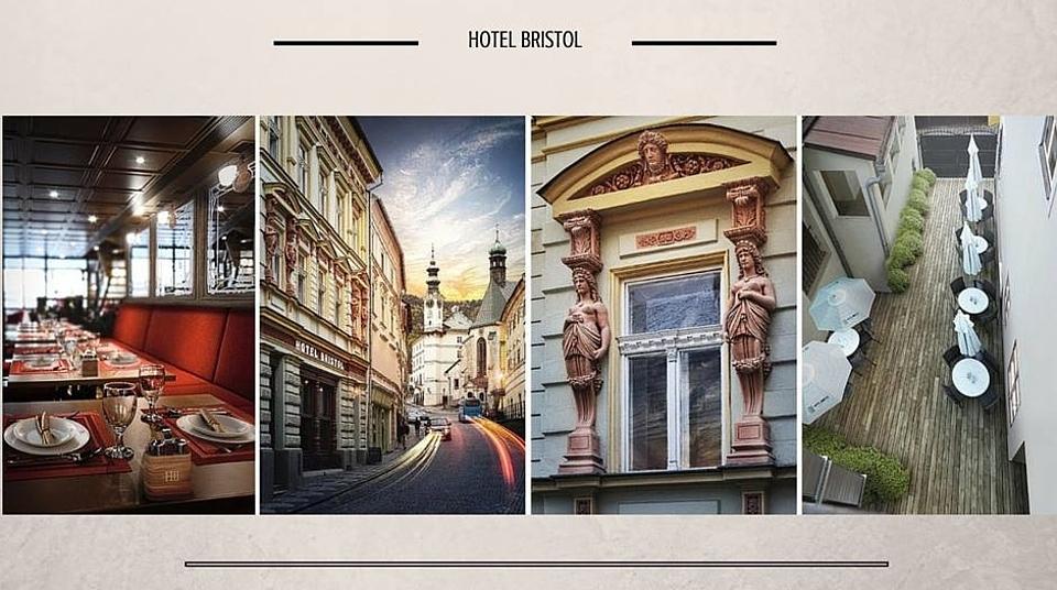 Banska Stiavnica - ubytovanie - Hotel Bristol