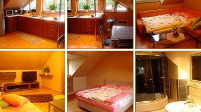 Banska Stiavnica - ubytovanie - Apartman u Holica