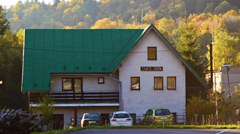 Chata Hron - ubytovanie - Banska Stiavnica - Pocuvadlianske jazero