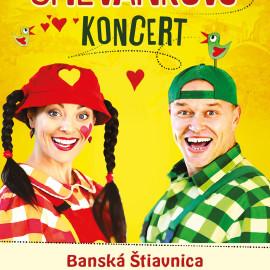Spievankovo koncert 26.3.2017