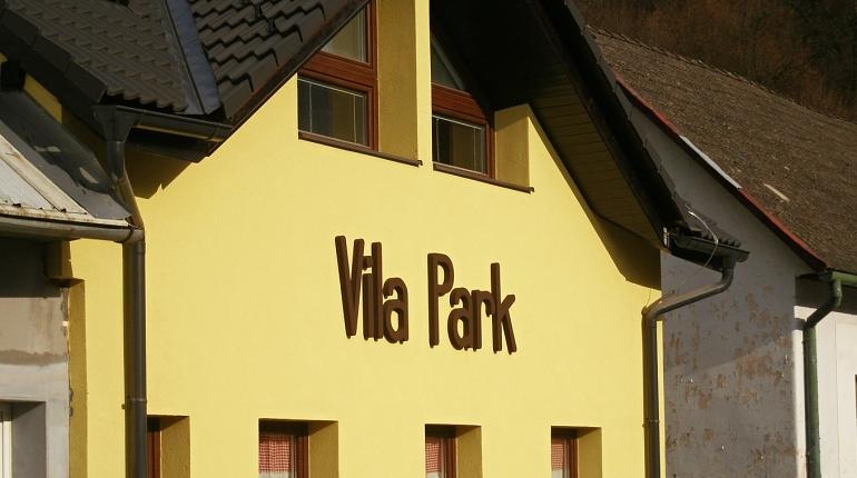 Viala Park - ubytovanie - Vyhne