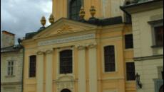 Evanjelický kostol - Banská Štiavnica
