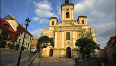 Farský kostol - Kostol Nanebovzatia Panny Márie - Banská Štiavnica