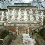 Budova bývalej Baníckej akadémie - Banská Štiavnica