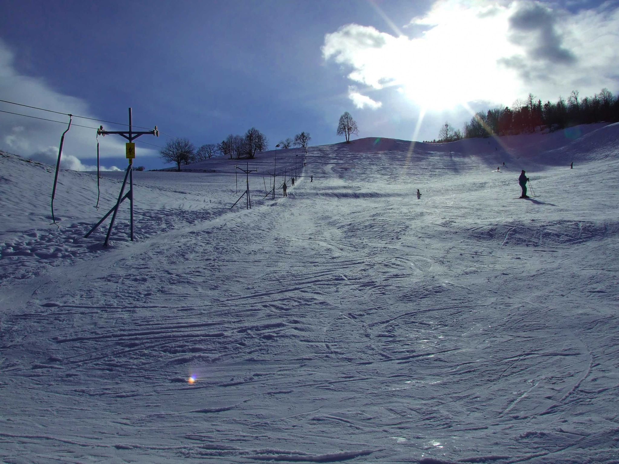 Ski Lift Ilija D 250 Bravy Regi 243 N Bansk 225 Tiavnica
