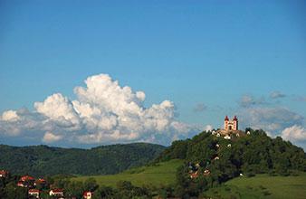 Banska Stiavnica - Kalvaria - leto