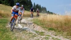 Horská cyklistika - Cyklomaratón - Banská Štiavnica