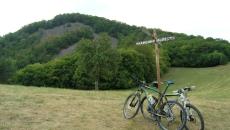 Cyklistika - Vyhne - Kamenné more