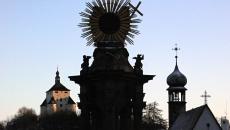 Námestie sv. Trojice - Banská Štiavnica