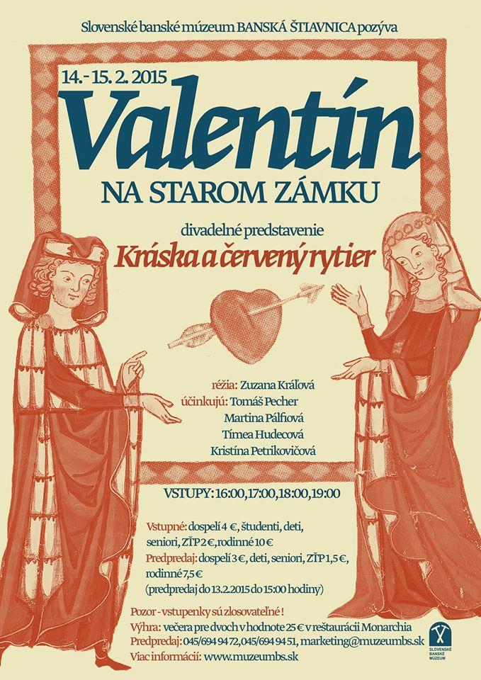 Valentin na Starom zámku