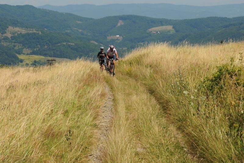140 – Banská Štiavnica – cyklista – Emília Kumpfová – 14.07.12