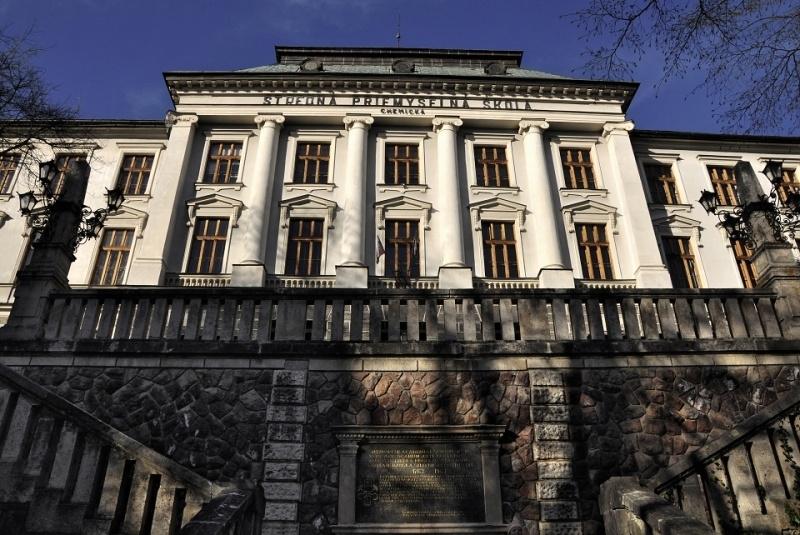 Banicka akademia - SPS Mikoviniho - architektura - Banska Stiavnica © A.Niznanska (16)