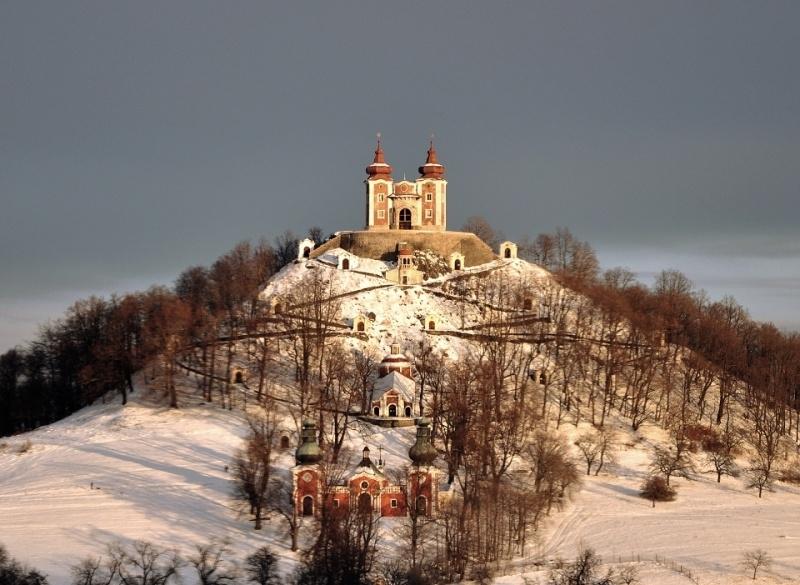 Kalvaria - zima - Banska Stiavnica © A.Niznanska